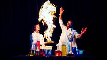 Het Grote Mad Science Theaterfeest (5+)
